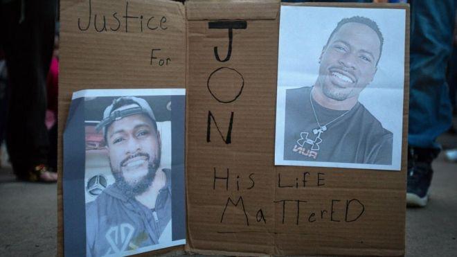 ตำรวจผิวขาวในรัฐเท็กซัสถูกตั้งข้อหาฆาตกรรมชายผิวดำ โจนาธานไพรซ์ ข่าวดารา ข่าวบันเทิง บันเทิง ไลฟ์สไตล์ รีวิวหนัง หนังน่าดู ตำรวจเท็กซัสถูกตั้งข้อหา โจนาธานไพรซ์ JusticeForJonathan