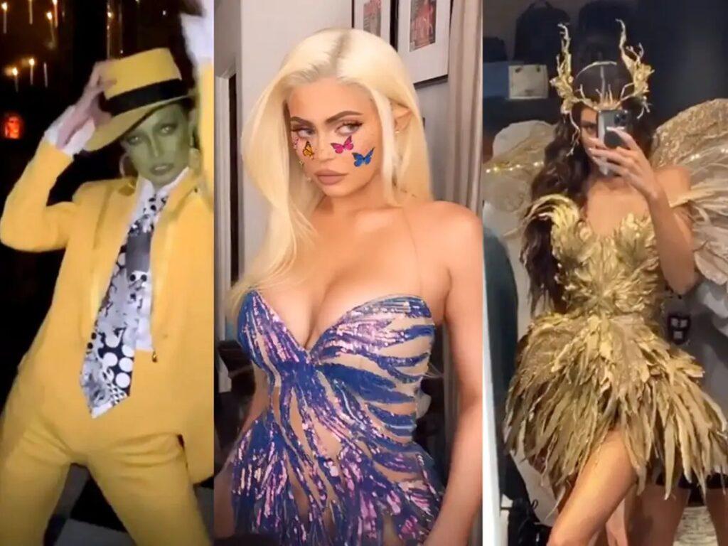 Kendall และ Kylie Jenner จะร่วมฉลองวันฮาโลวีนพร้อม Covid-19 ที่ยังระบาดหนัก ข่าวดารา ข่าวบันเทิง บันเทิง ไลฟ์สไตล์ รีวิวหนัง หนังน่าดู KendallJenner KylieJenner ฉลองวันฮาโลวีน