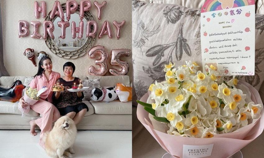 เบลล่าสุขสันต์วันเกิดแม่ด้วยเงินล้าน ข่าวดารา ข่าวบันเทิง บันเทิง ไลฟ์สไตล์ รีวิวหนัง หนังน่าดู เบลล่า-ราณี Surpriseวันเกิดแม่