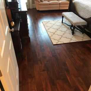 Hardwood Remodel