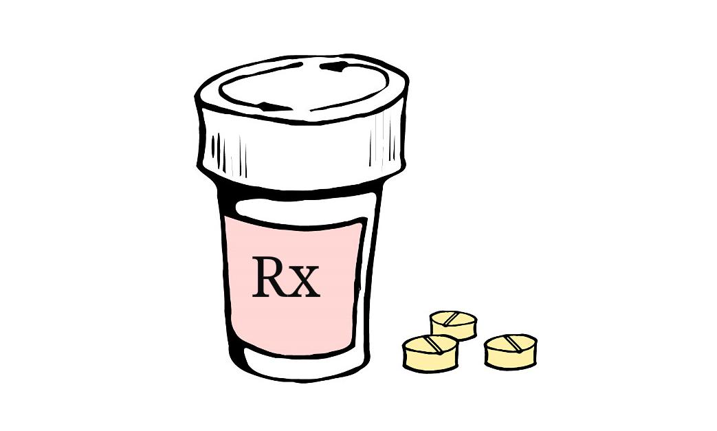 medicare part d pill bottle