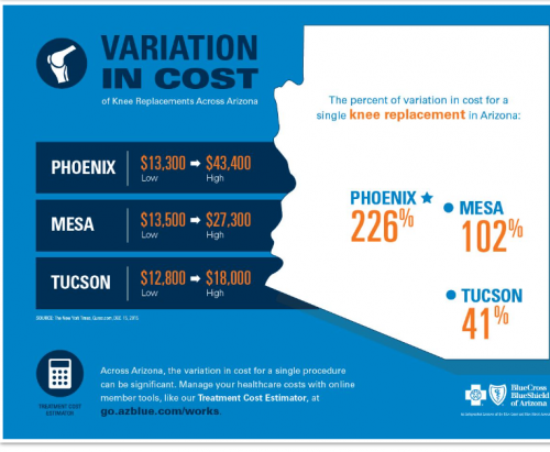knee replacement costs