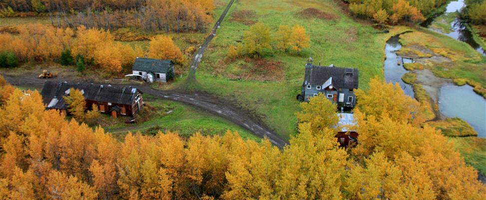 Pilgrim Hot Spring, Nome