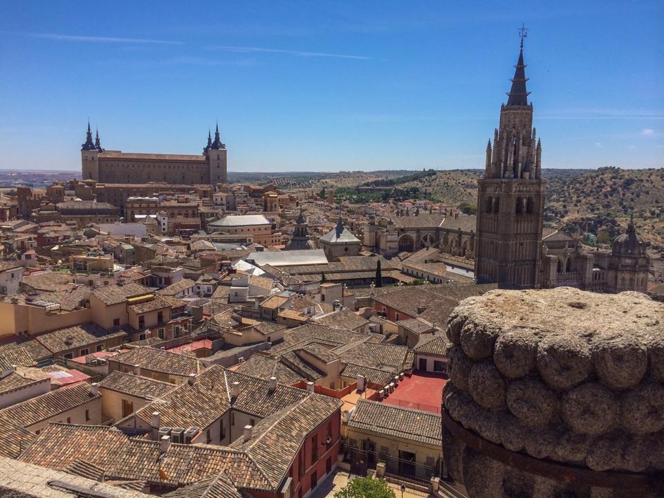 Toledo, Spain ©2015 Photo by Scott Williams