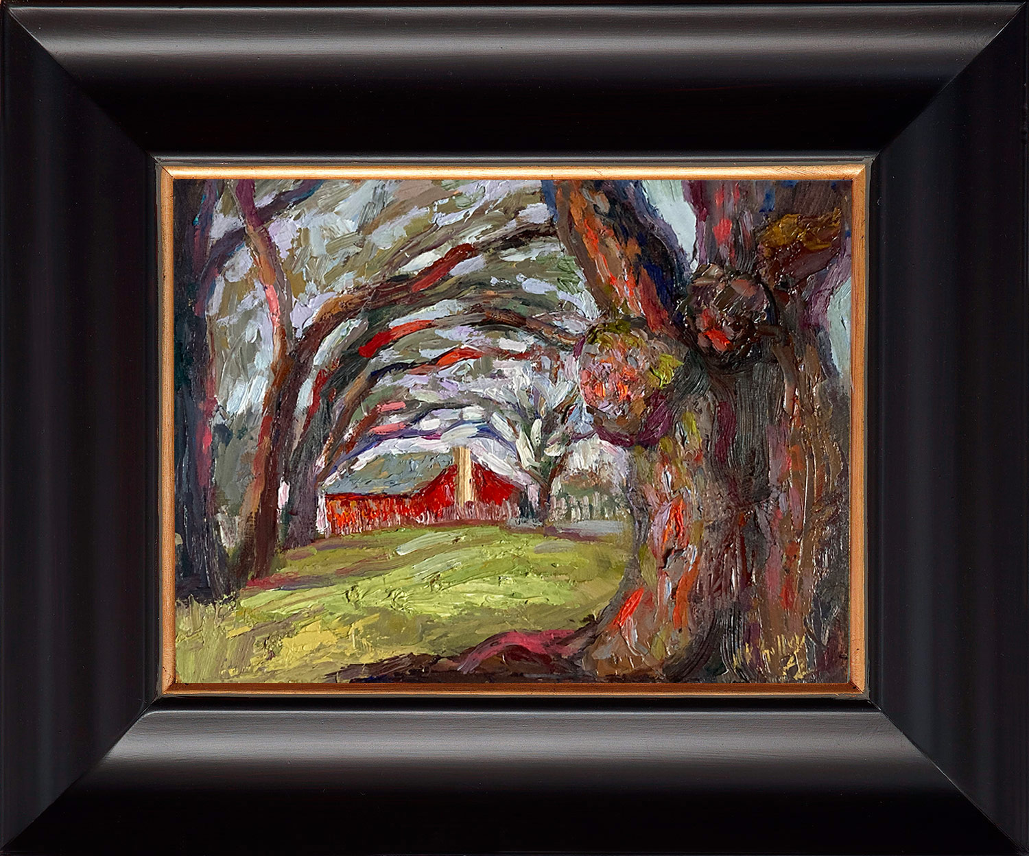 Texas, contemporary impressionist, dallas texas artist, Niki Gulley paintings