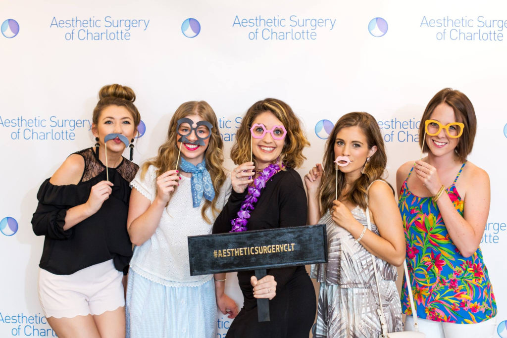 Louella Reese Aesthetic Surgery of Charlotte // Cosmetic Surgery Office Event