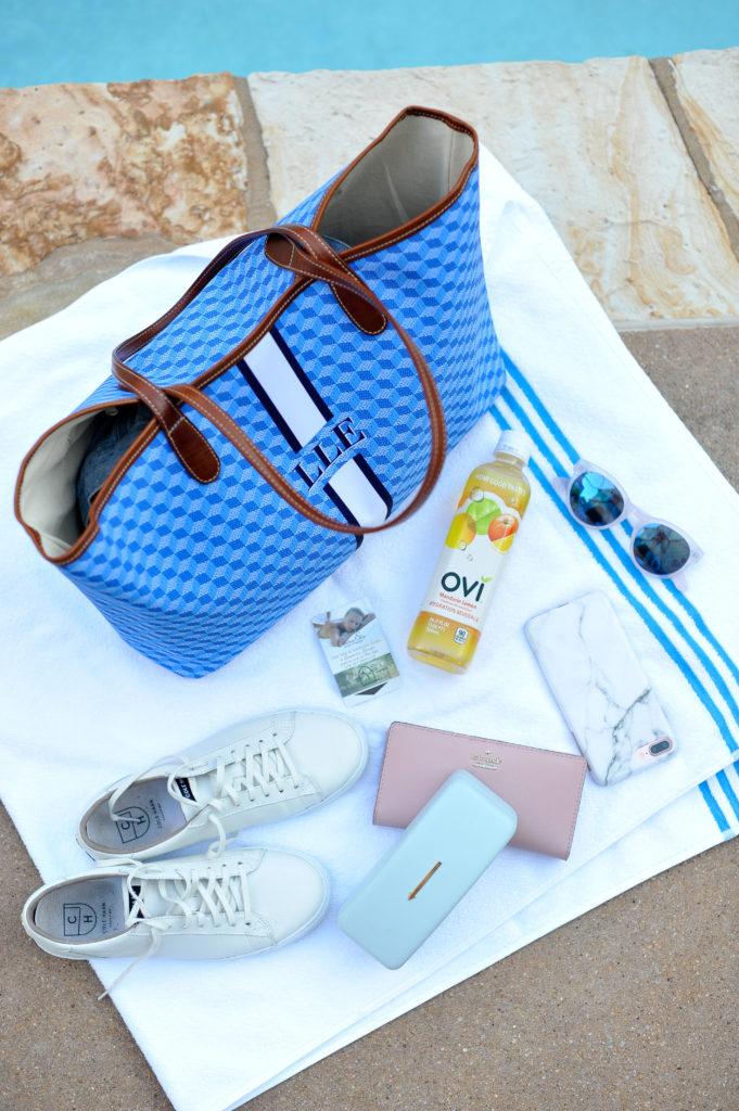 Louella Reese Barrington Gifts Tote // Summer Pool Bag
