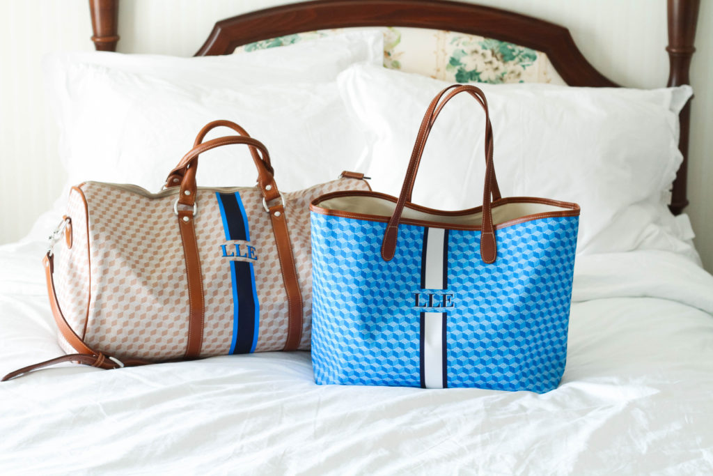 August Recap // Barrington Gifts Luggage // Louella Reese Life & Style Blog