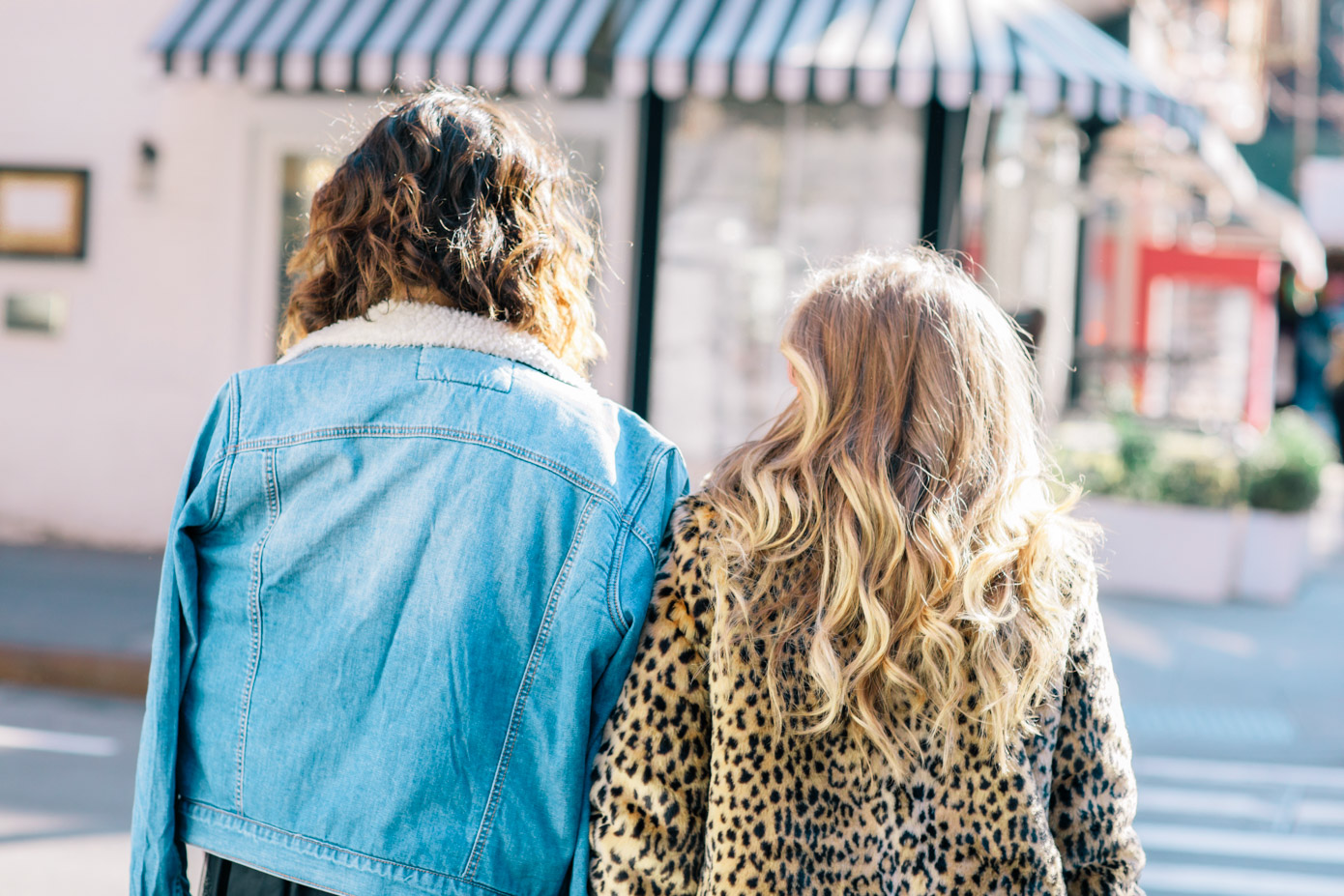 How to Style a Leopard Faux Fur Coat   Louella Reese Life & Style Blog
