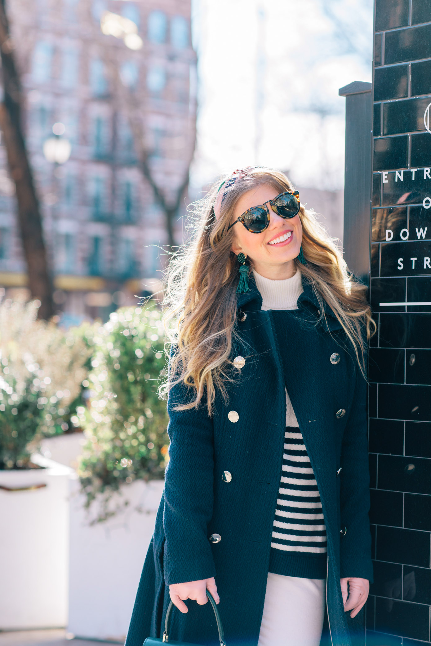 NYFW Recap | Blair Waldorf Inspired Outfit | Louella Reese Life & Style Blog