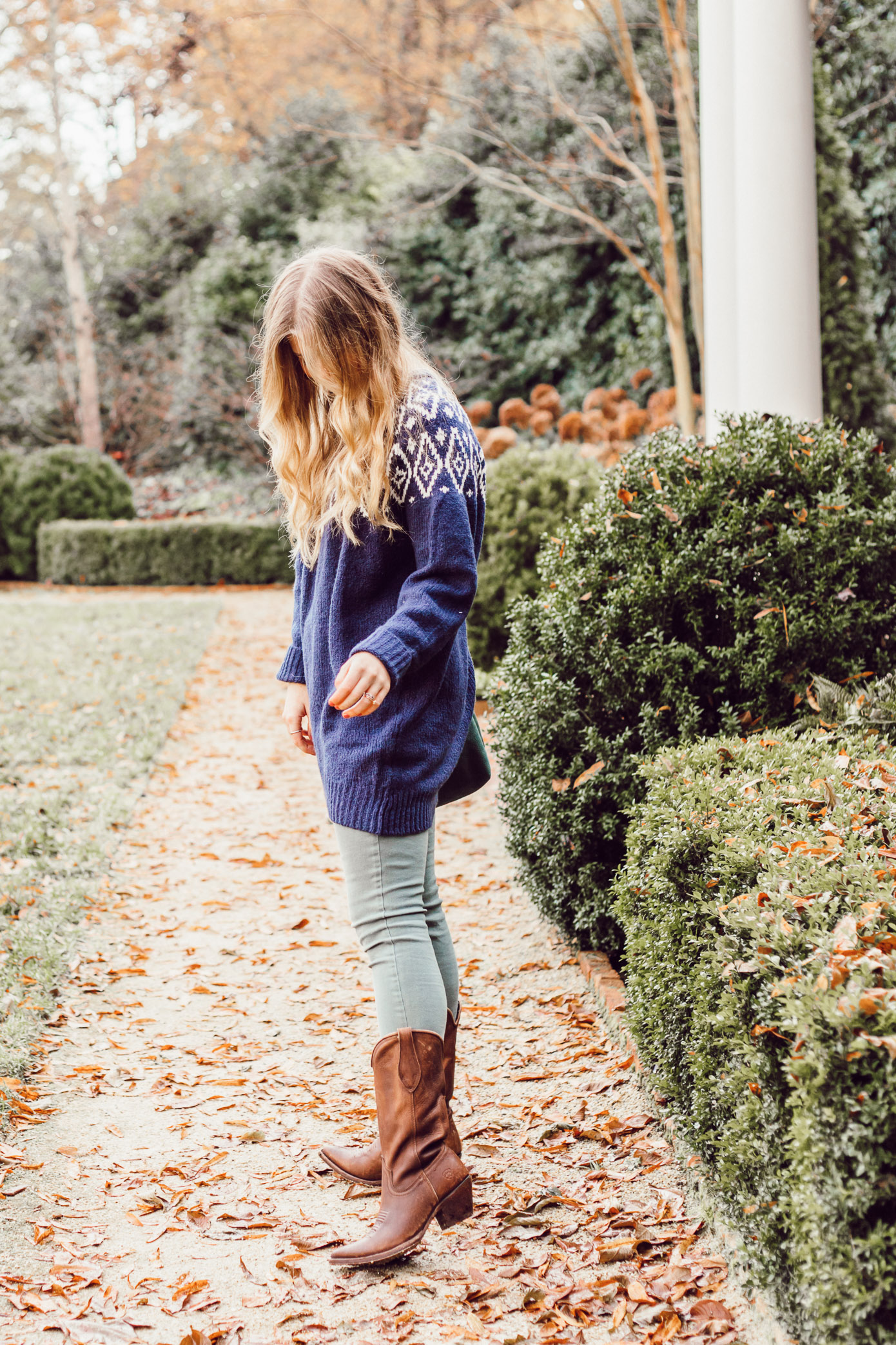 The Brand I Can Always Count On For Great Boots featured on Louella Reese Blog | Great Boots for Winter, Western Boots