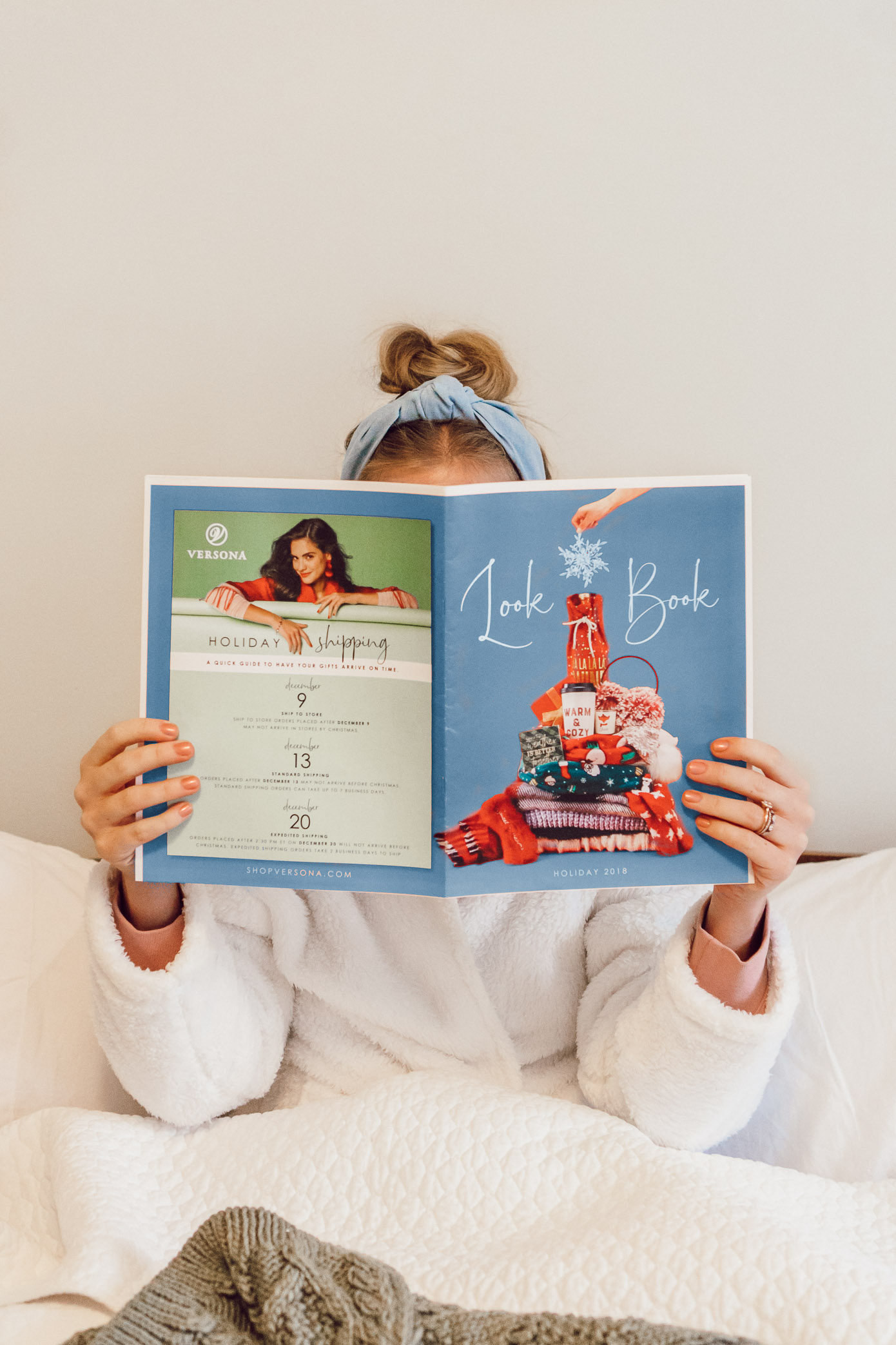 Homebody Gift Guide with Versona featured on Louella Reese