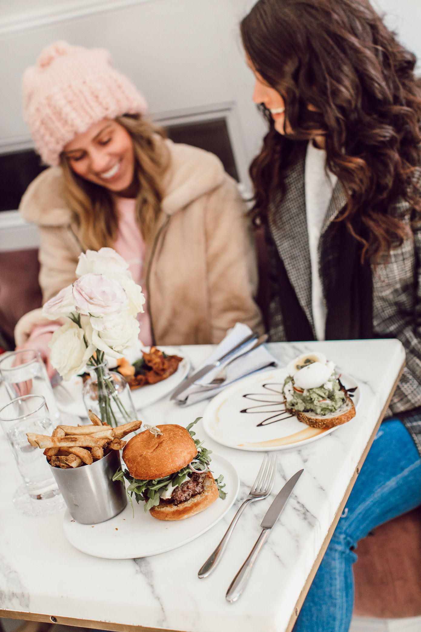 BEST NYC Cafes and Restaurants featured on Louella Reese Life & Style Blog   While We Were Young NYC
