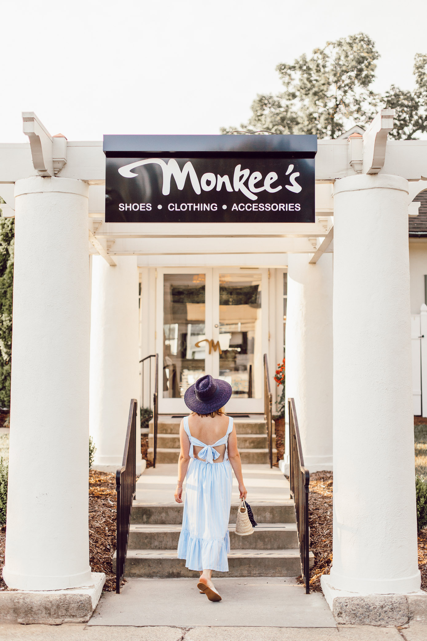 Where to Shop in Winston-Salem NC   Monkee's at the Village   Louella Reese