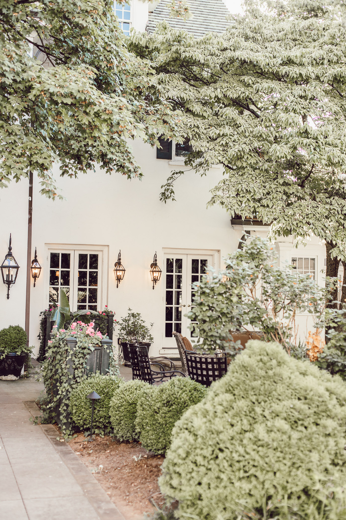 Where to Eat in Winston-Salem NC   Spring House   Louella Reese