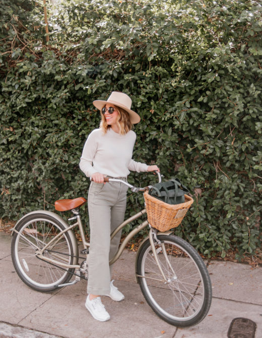 Why You Should Visit Charleston SC in the Fall | Cruiser Bike | Louella Reese