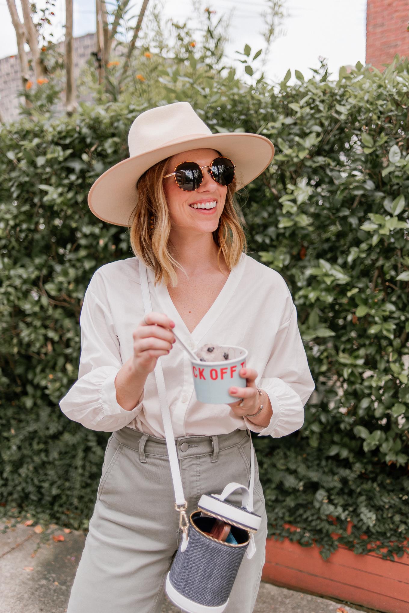 Cutest Charleston Ice Cream Shops | The BEST Charleston Creameries | Louella Reese