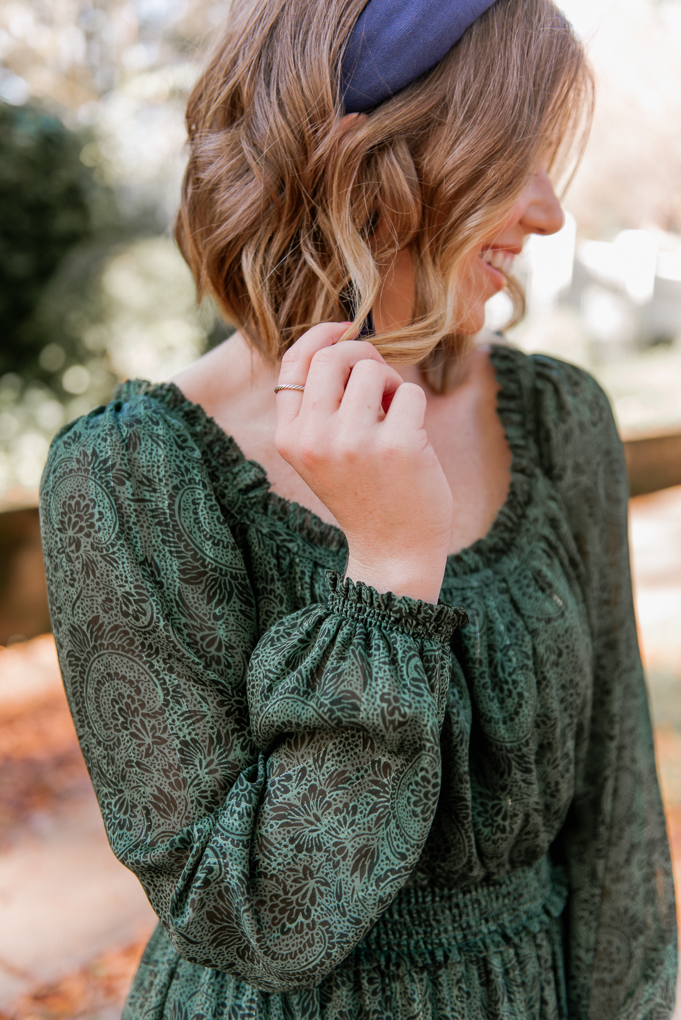 Short Hair Style, Short Lob | Louella Reese