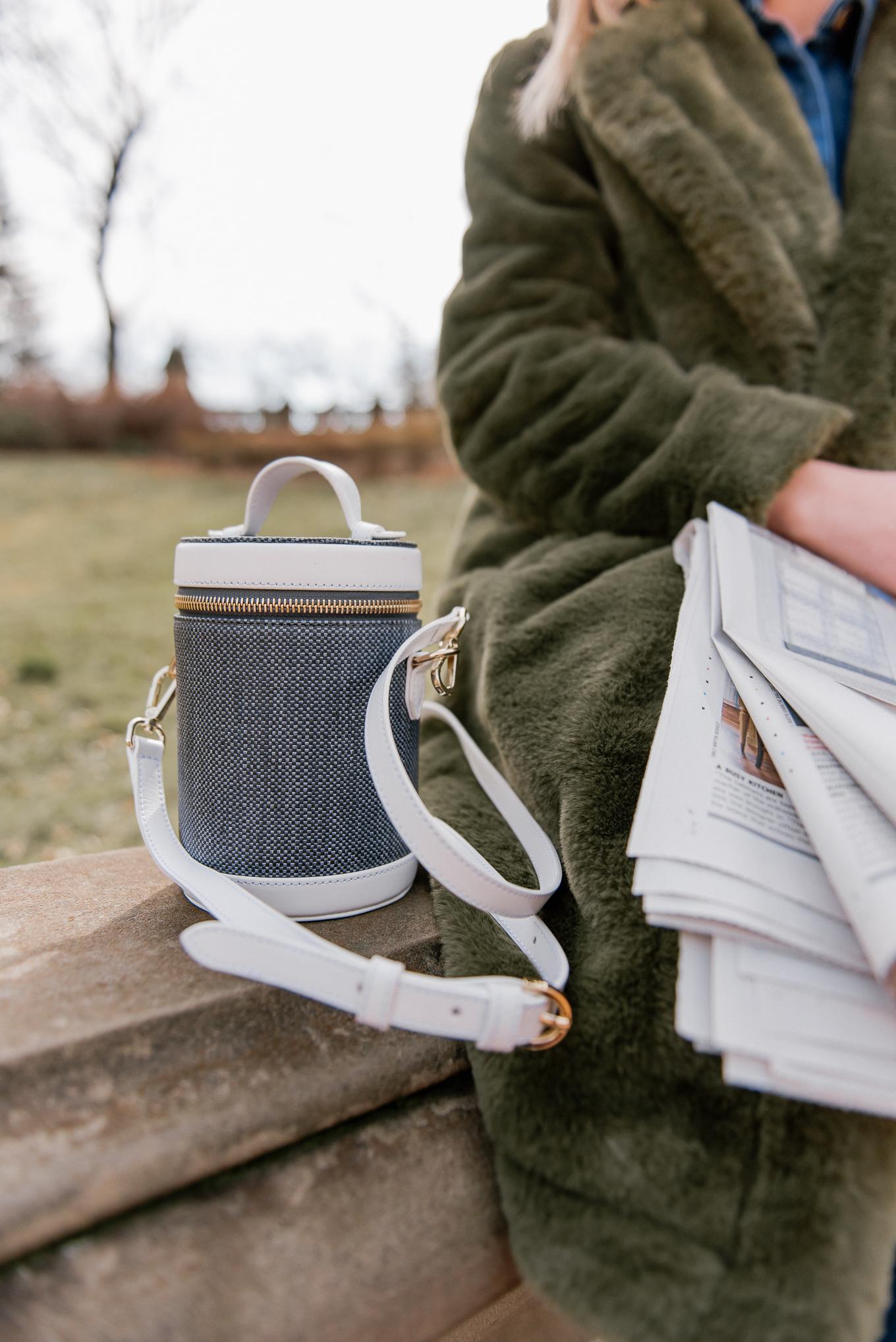 Paravel Capsule Bag | Unique Handbags - Louella Reese