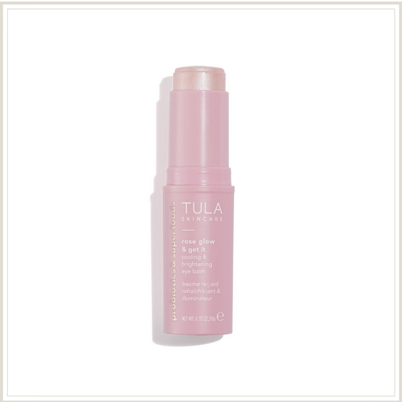 The BEST TULA Products to start with   Glow & Get It Stick Review   Louella Reese
