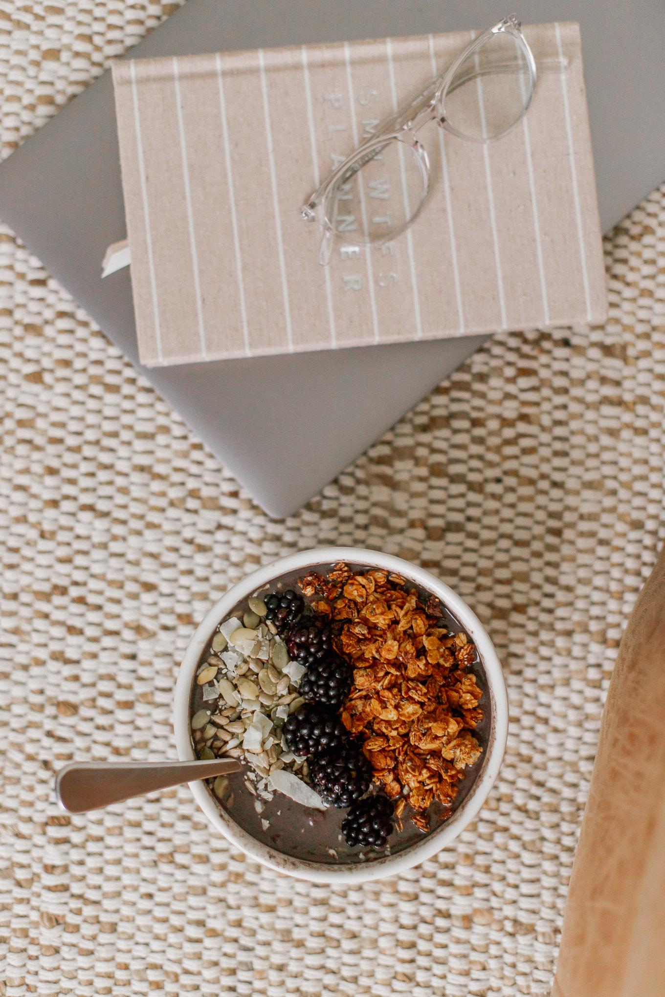 Easy Acai Bowl Recipe to Make at Home   Louella Reese