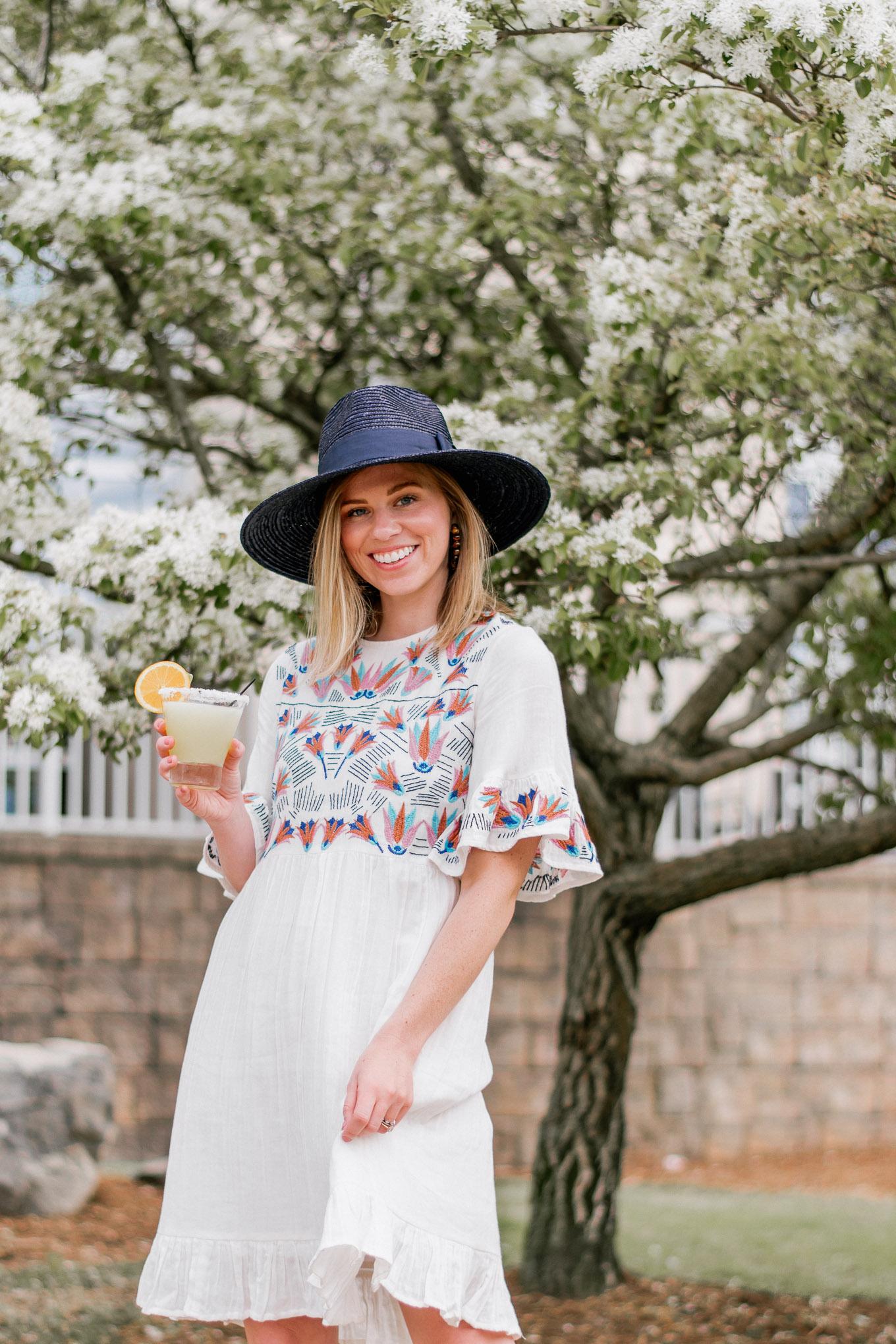 Easiest Skinny Margarita Recipe | Lifestyle | Louella Reese