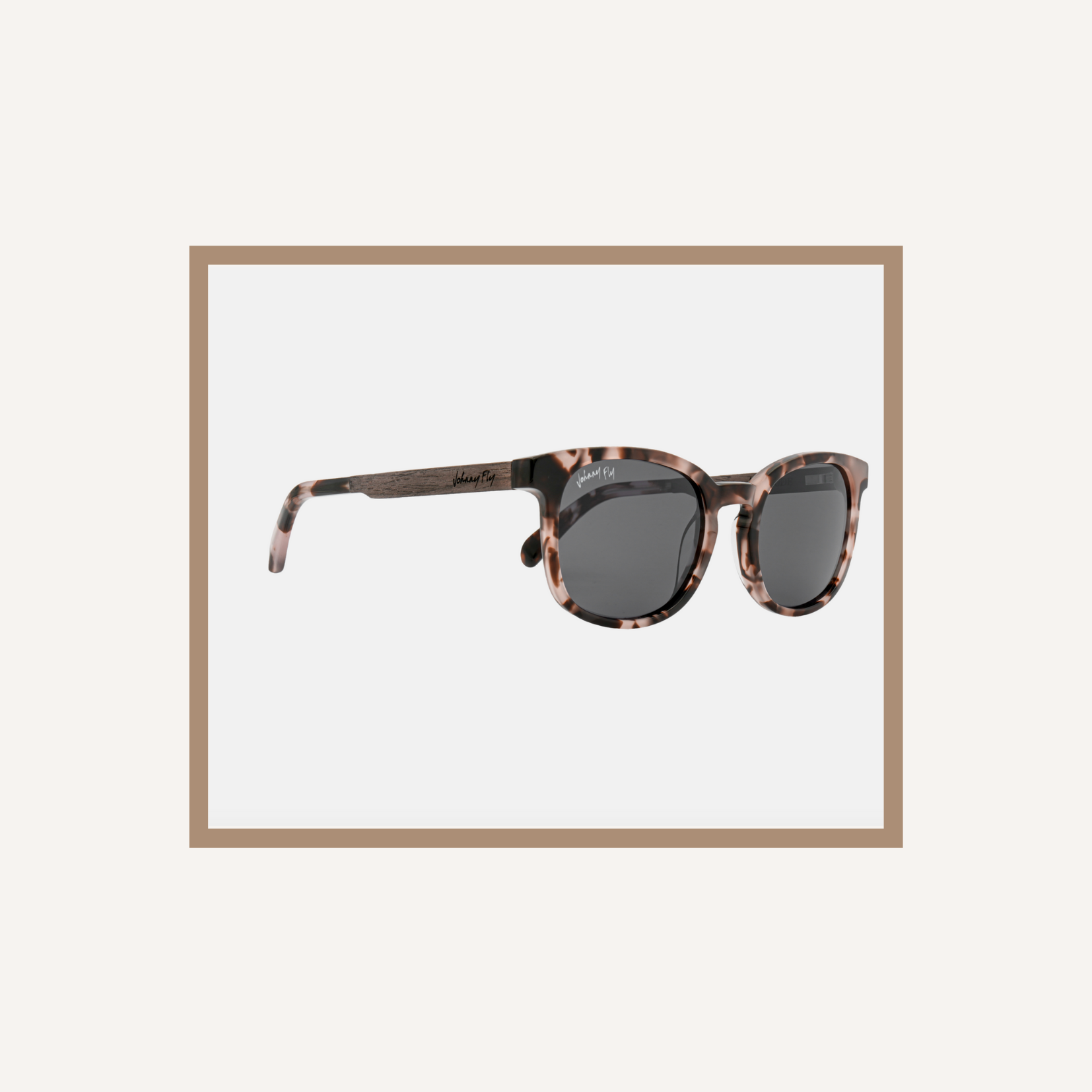 Johnny Fly Sunglasses, Wooden Sunglasses | Louella Reese