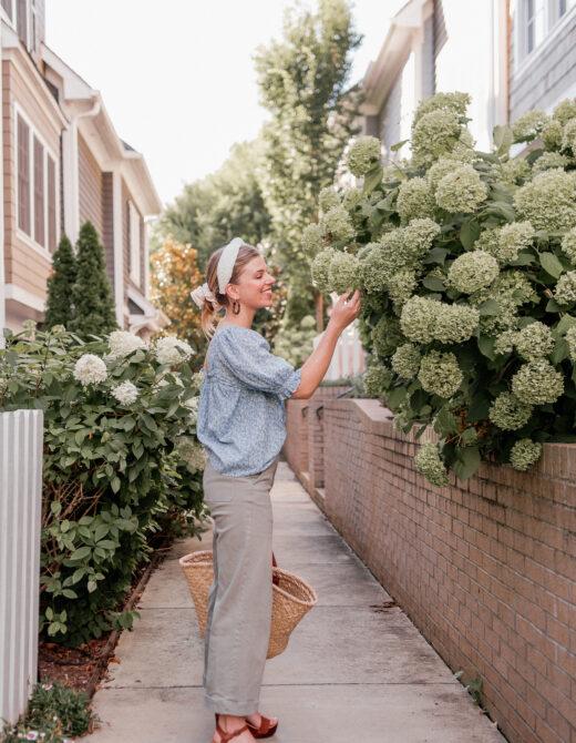 Recent Looks July 2020 | Feminine Summer Style | Louella Reese