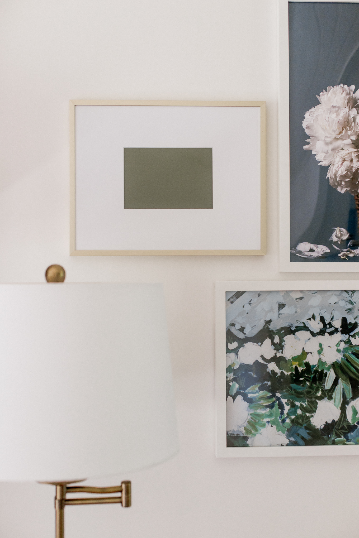 Gallery Wall Layout | Louella Reese