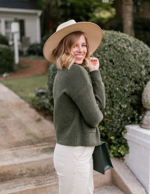 Cozy Fall Sweaters | Louella Reese