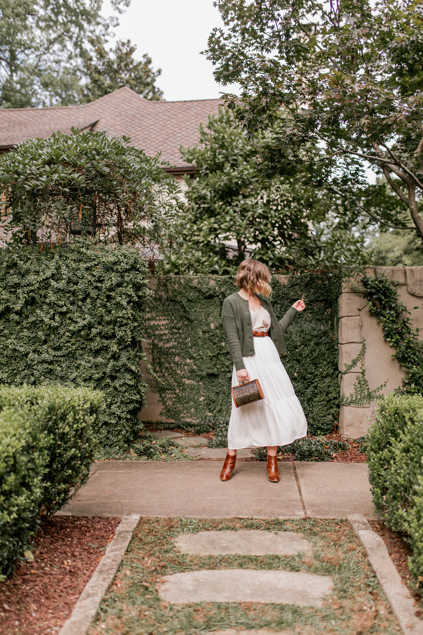 Green Pieces to Shop for Fall