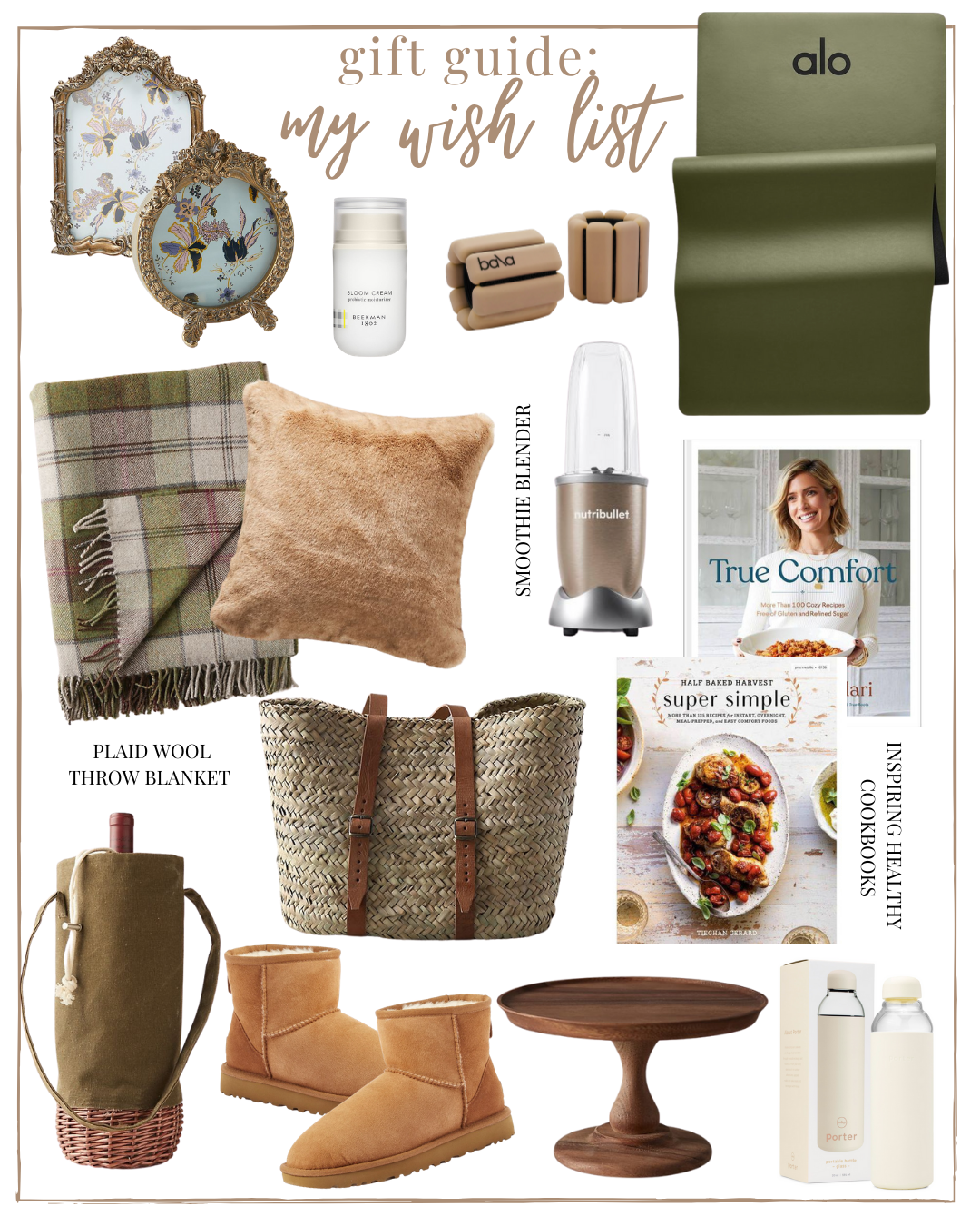 2020 Holiday Gift Guide: My Christmas Wish List | Blogger Louella Reese
