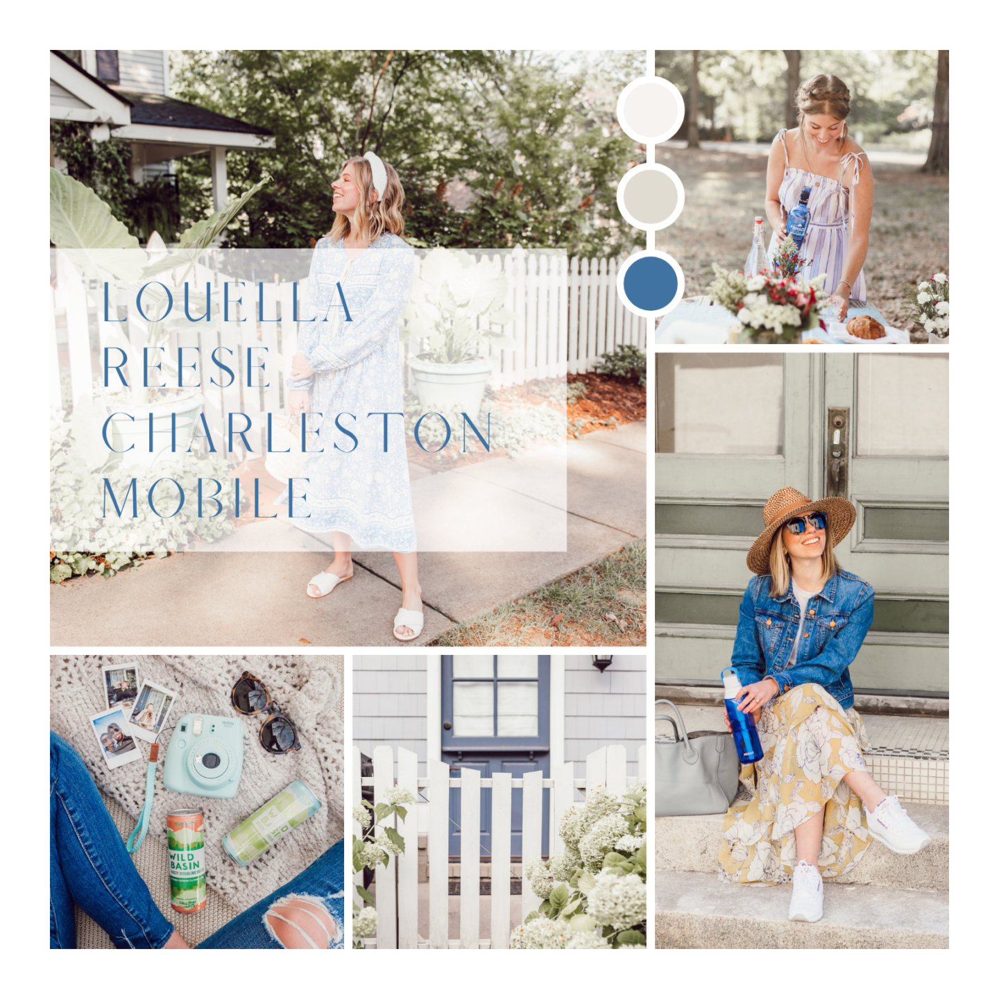 Louella Reese Presets - Bright and Colorful Preset for Lightroom Mobile