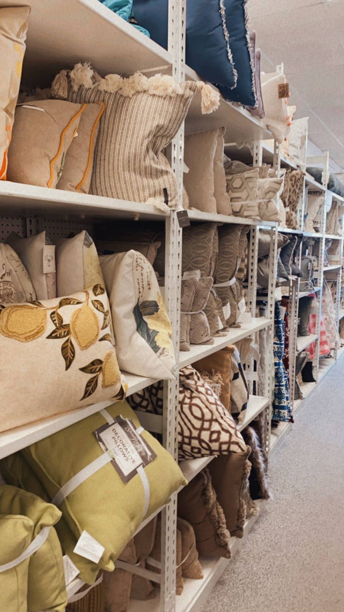 Tuesday Morning Shopping Experience | Louella Reese
