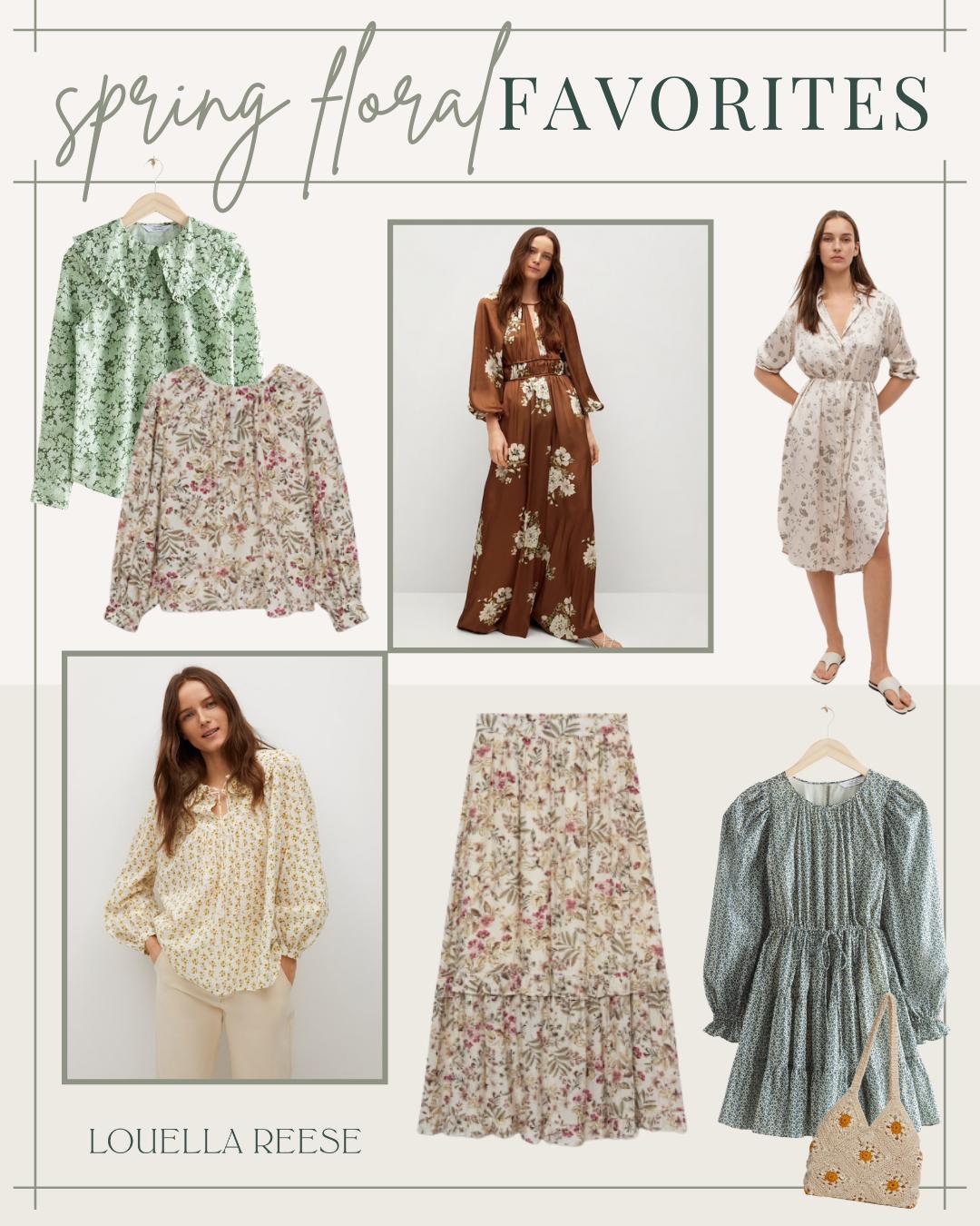 Louella Reese-Spring Floral Favorites