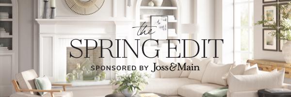 Joss & Main The Spring Edit