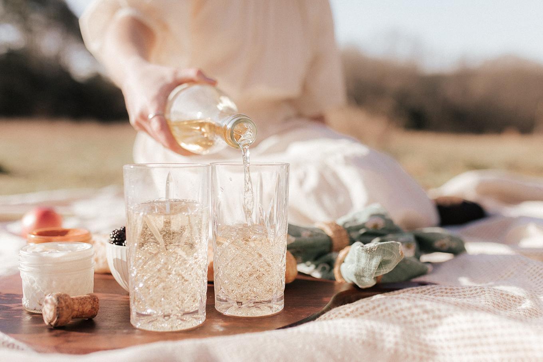 Simple summer picnic menu | Louella Reese