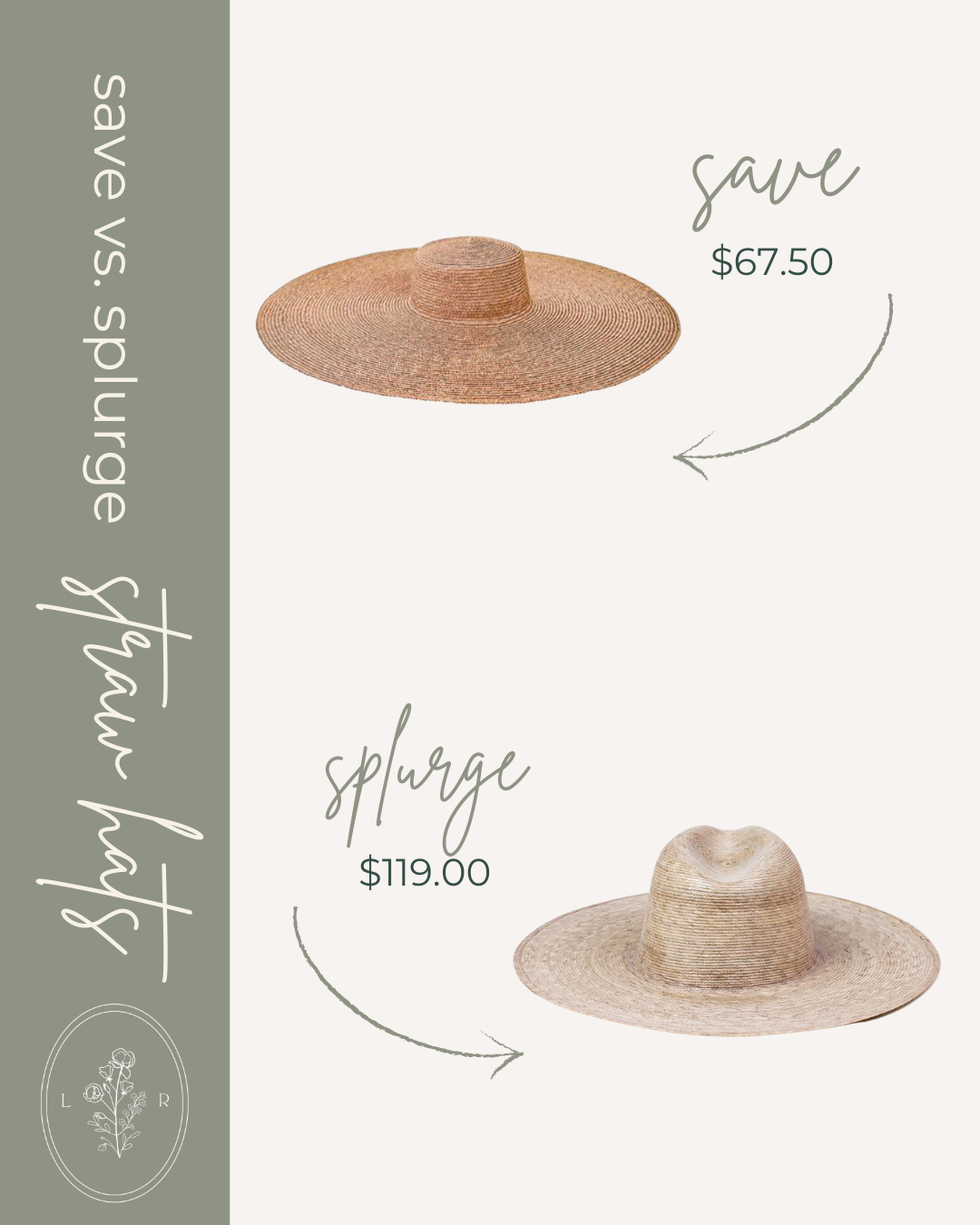 lack of color wide fedora | Louella Reese