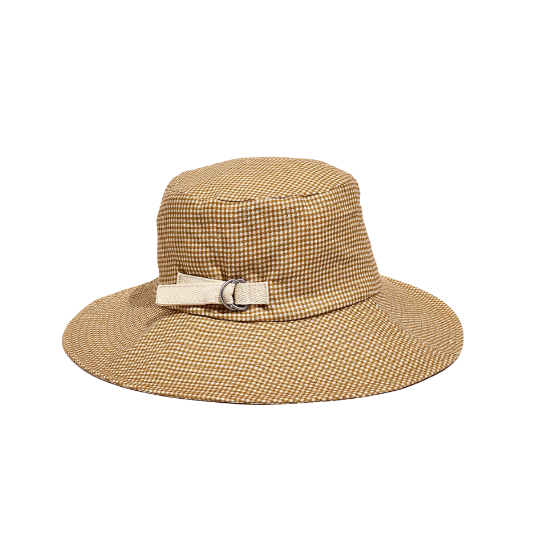 Packable Summer Hat | Louella Reese