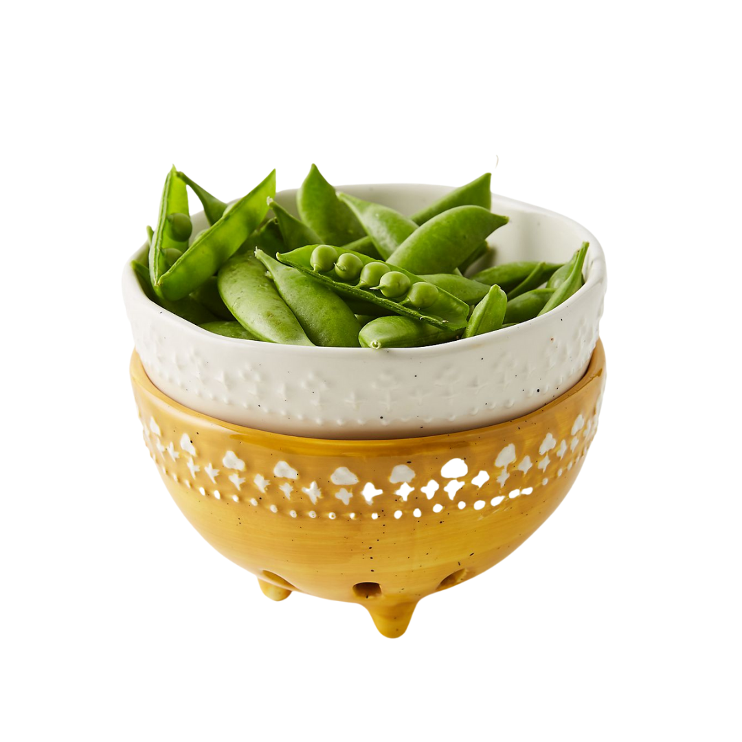 fruit and vegetable strainers | Louella Reese