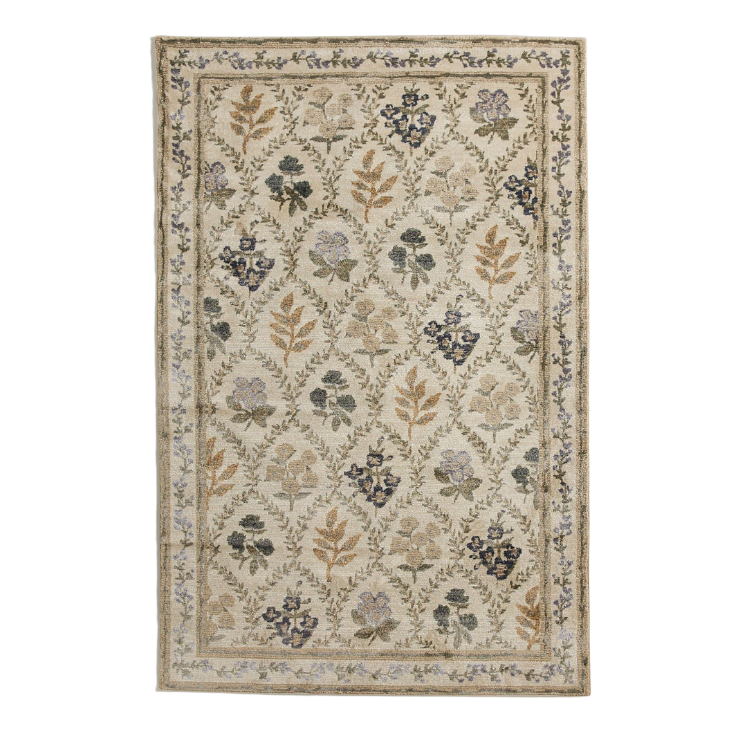 Friday Five Home Finds, neutral rug   Louella Reese