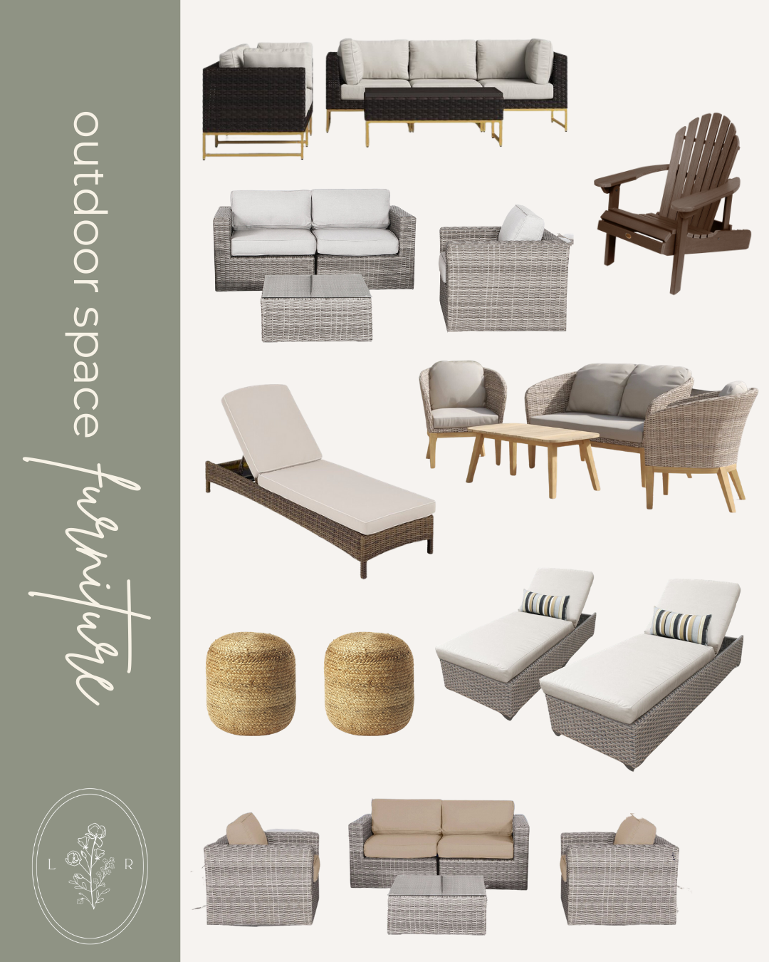 Outdoor Furniture | Louella Reese