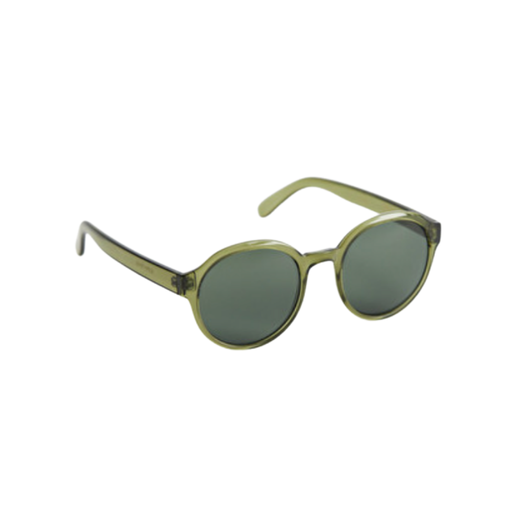 round green frame sunglasses | Louella Reese
