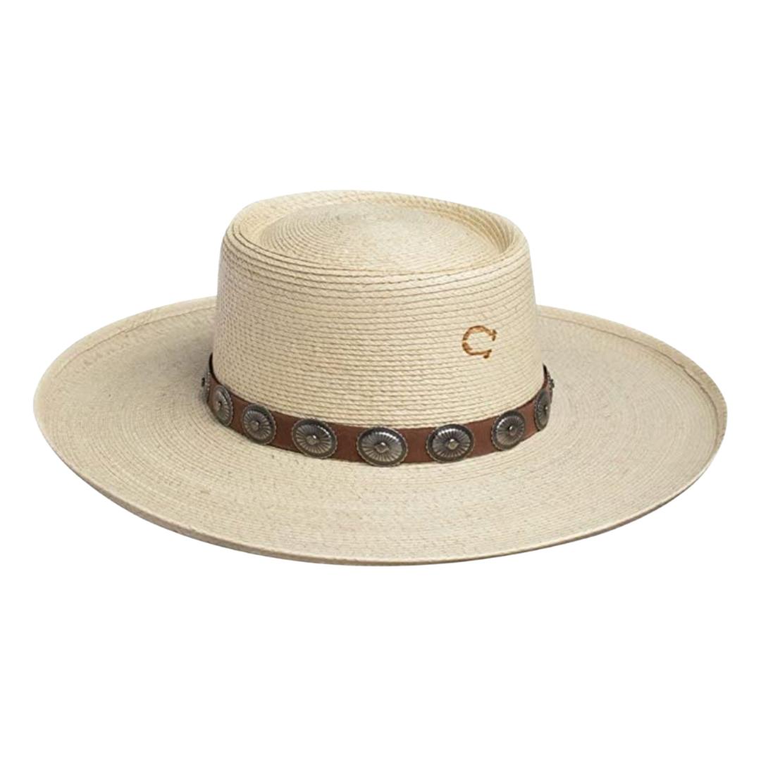 western straw hat   Louella Reese
