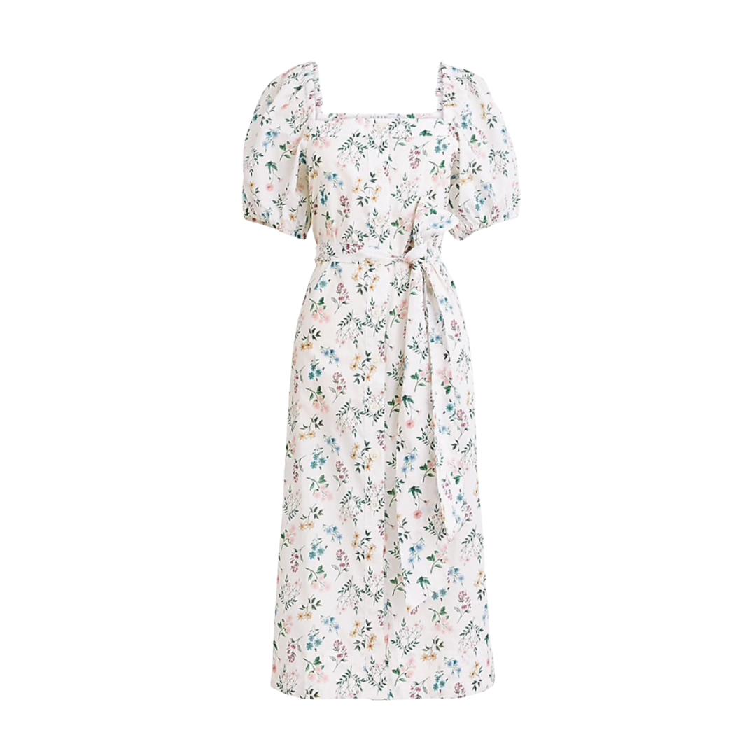 cottage dress, nap dress | Louella Reese
