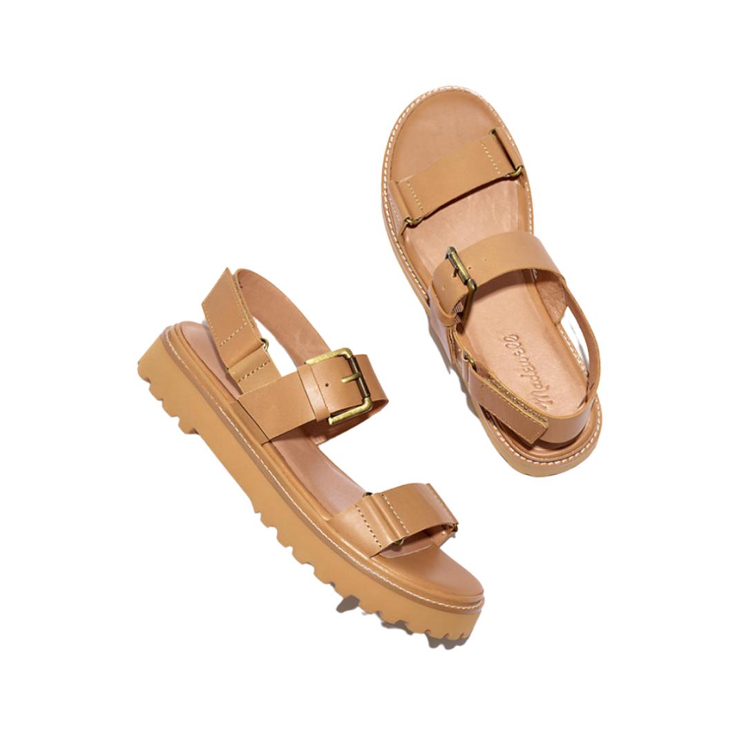 lugsole sandals | Louella Reese