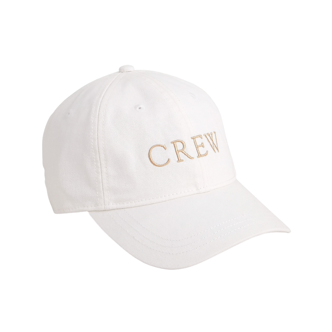 crew baseball cap | Louella Reese