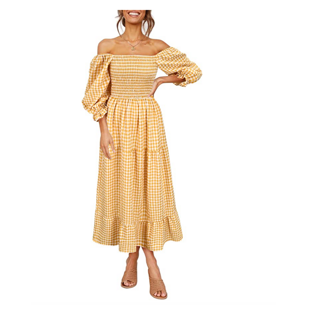 Budget Friendly Sleeper Dress | Louella Reese Friday Five