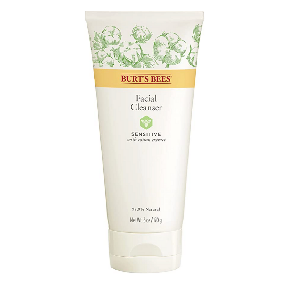 clean beauty facial cleanser   Louella Reese