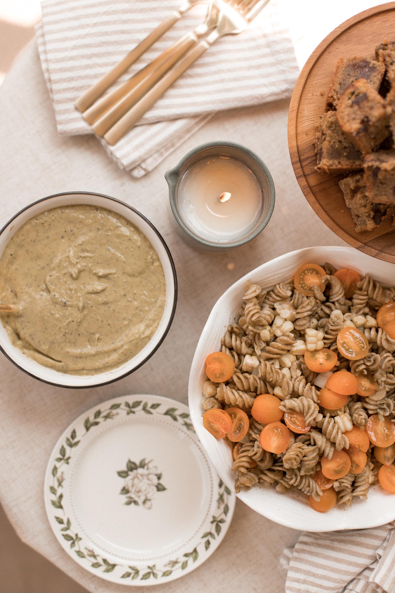 zucchini hummus recipe | Louella Reese